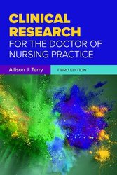 The taiwan bookstore clinical research for the doctor of nursing practice third edition is a must have text focused on teaching students how to conduct research needed for fandeluxe Choice Image